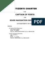CITIZEN CHARTER 2008 cop