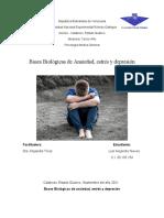 Ansiedad, Estres y Depresion
