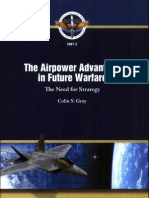 The Airpower Advantage in the Future Warfare