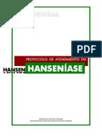 hanseniase protocolo de atendimento
