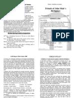 FoJMB Newsletter 2007 12