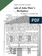 FoJMB Newsletter 2008 12