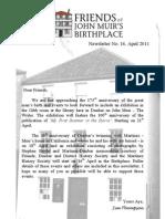 FoJMB Newsletter 2011 04