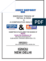Report Retail Emerging Trends