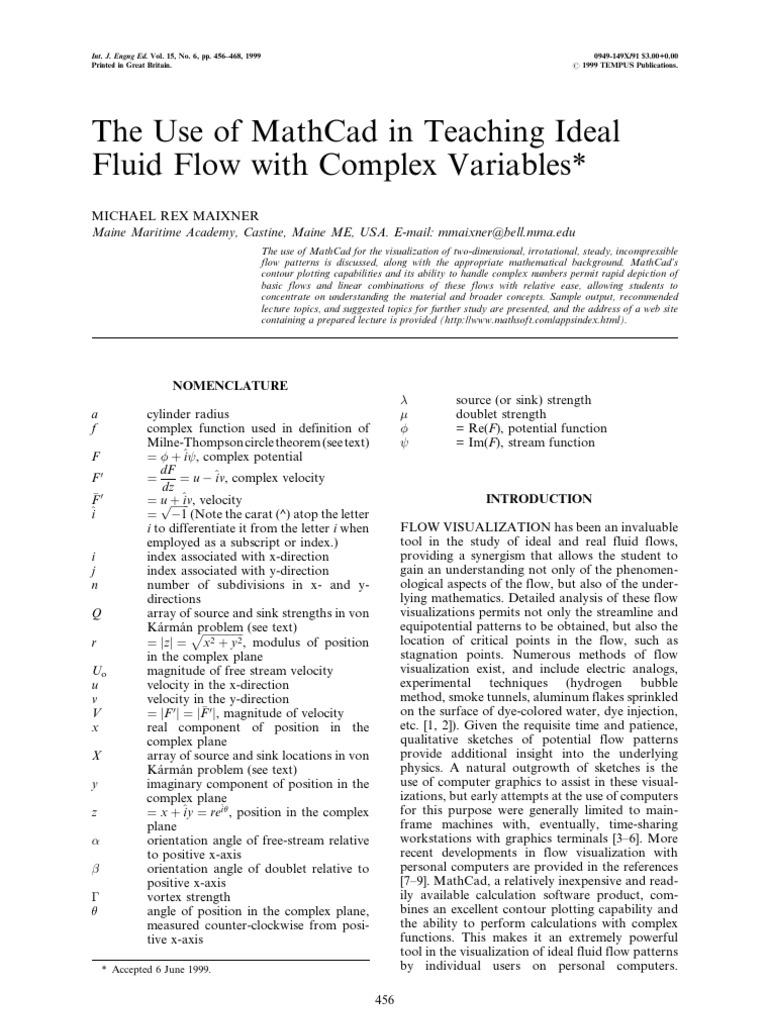 Potential Flows | Vortices | Fluid Dynamics
