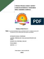 PRODUCCION Y COMERCIALIZACION DE HUEVOS