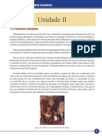 História Do Pensamento Filosófico Livro-texto – Unidade II