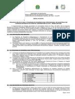 Edital de Residência Multiprofissional Em Assistencia Em Cuidados Intensivos-2020-22