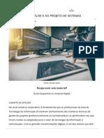 Projeto de Software