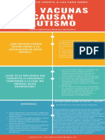Infografía de Línea de Tiempo Profesional Colorida