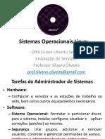 ADRL02 - Linux Instalação Servidor