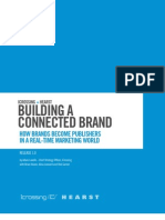 Building a Connected Brand - iCrossing