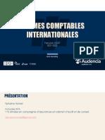 IFRS Parcours Audit 2021 2022_Partie I - Etudiants Extraits 2