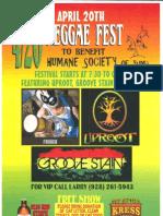 Reggae Fest to benefit Humane Society of Yuma
