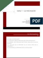 tema1-LaInformación