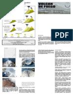 folleto VOLCAN DE FUEGO