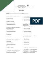 PRUEBAS DE SUFICIENCIA PROMOCION ANTICIPADA