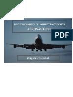 Diccionario Aeronautico (Ingles-Español)