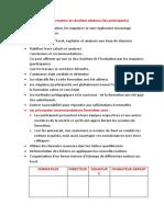 Compte rendu de la formation Excel avancé
