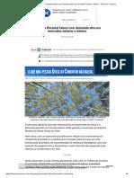 Indústria florestal fatura com demanda alta nos mercados externo e interno - Diário do Comércio