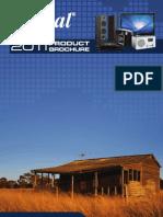 Wintal 2011 Catalogue