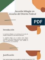 Enseñanza Bilingue