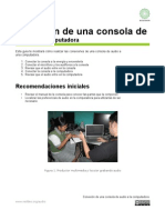 conexionconsola-computadora