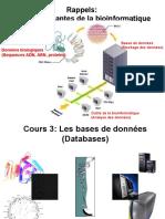 Cours Bases de Donnes 04 Bio Info