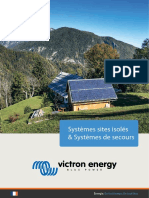 Brochure Off Grid Backup and Island Systems FR Web