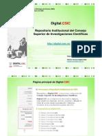 Repositorio Institucional del CSIC