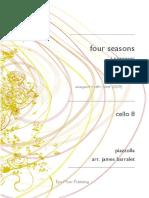 Piazzolla - Four Seasons Vc8