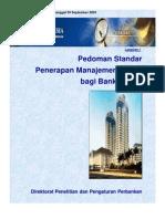 Manajemen Resiko Pada Bank Umum