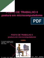 AULA 7 - POSTO DE TRABALHO II