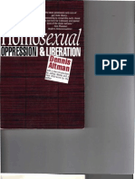 IS Reference in Homosexual Oppression and Liberation by Dennis Altman
