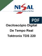 Osciloscpio Digital UNISAL