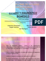 estudio y diagnostico biomedico