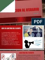ATENCION AL USUARIO-CLASE No. 2