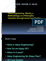 Value Engg Ppt Final