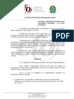 resolução 198.2019 - HOF