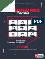 Webinaire - Guide