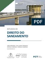 eBook Direito Do Saneamento ICJP 2020
