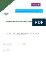 Fullreton India credit Com Ltd