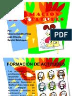 Formación de Actitudes - Exposiciòn de Psicología