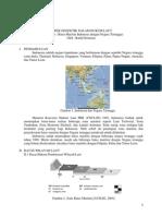 Aspek Geodetik Dalam Hukum Laut
