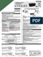 MT 444EFaston Pt Versão1 Manual de Produto 174 395