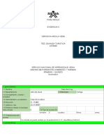 466140939 Evidencia 6 Formularios Reconocer La Metodologia Para El Levantamiento de Inventarios Turisticos Docx