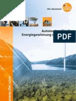 Automation für die Energiegewinnung der Zukunft