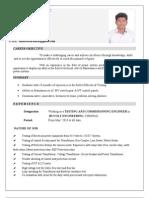 vimal resume testing1