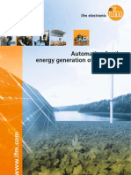 Automation for the energy generation of the future