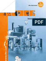 ifm innovation catalogue 2011